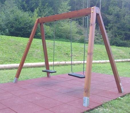Il colle giochi da giardino per bambini vicenza padova - Altalena per giardino ...